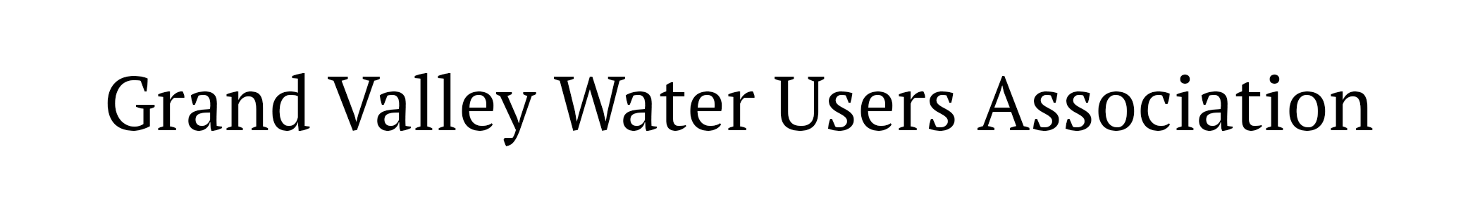 Grand Valley Water Users Association
